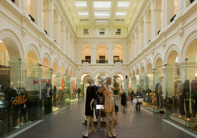 Melbourne GPO shopping rating