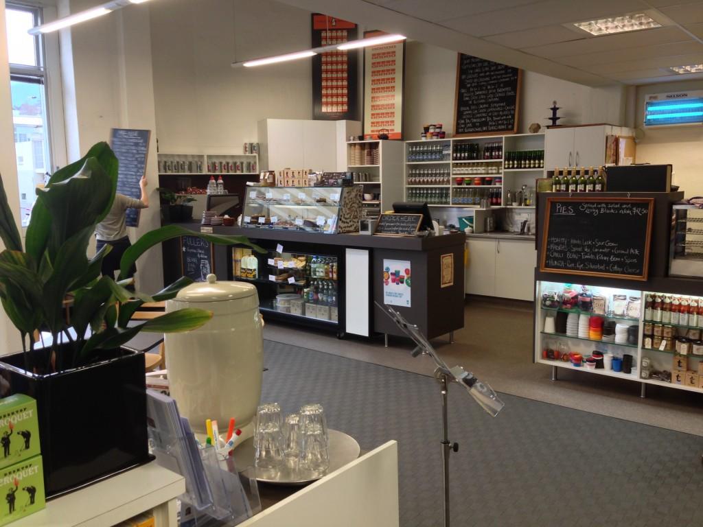 Afterword Cafe, 131 Collins Street, Hobart