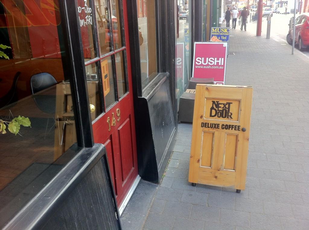 Next Door Deluxe, 149 Collins Street, Hobart