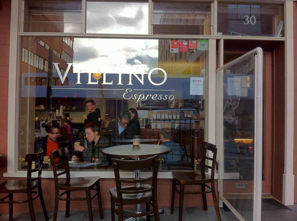 Villino Espresso, 30 Criterion Street, Hobart