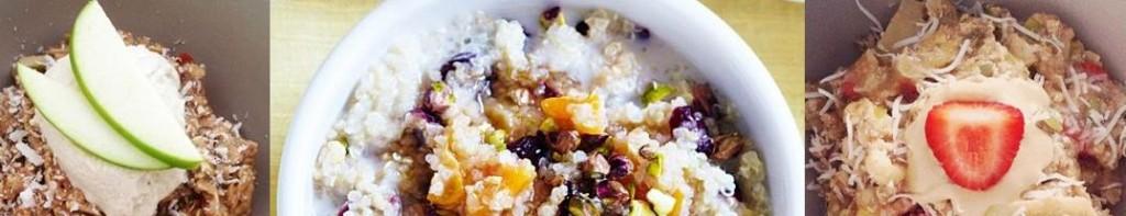 Five Minute Healthy Breakfasts