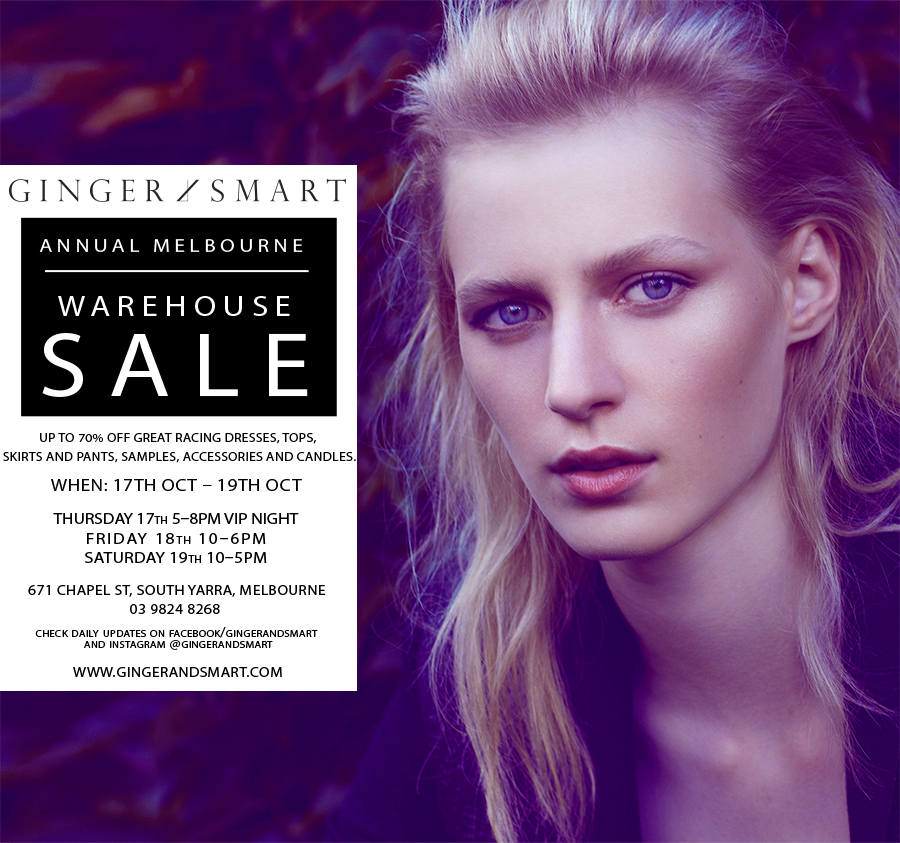 MELBOURNE WAREHOUSE SALE WEB