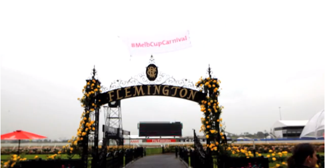 Melbourne Cup Carnival Launch