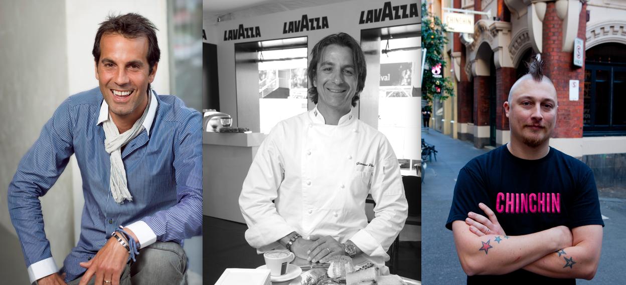 LAVAZZA SERVES UP AUSTRALIAN'S FINEST ITALIAN CHEFS AT THE