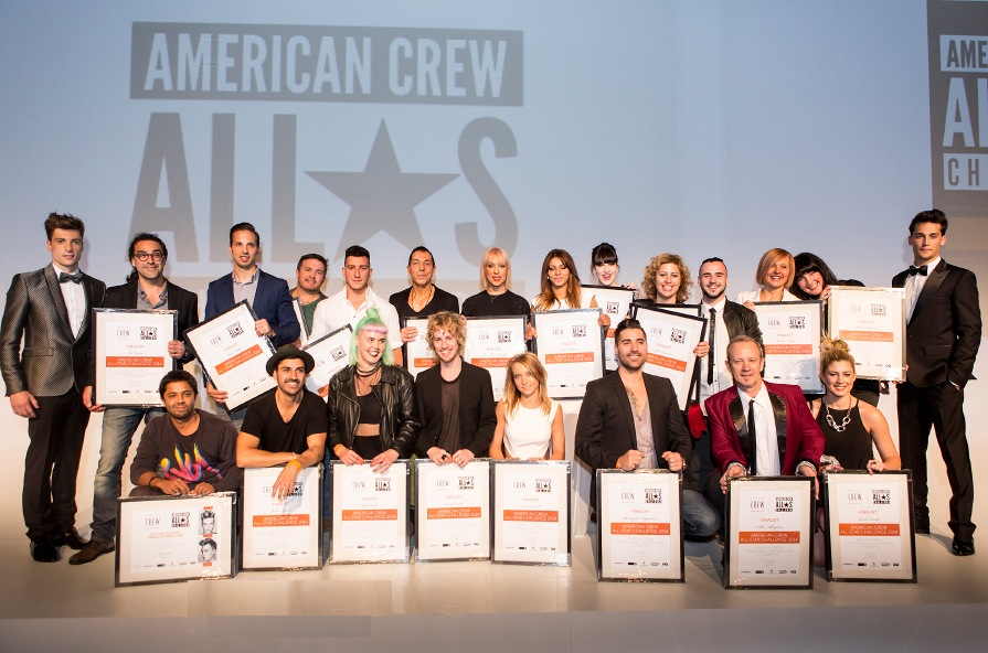 2014 American Crew ALL STAR CHALLENGE finalists