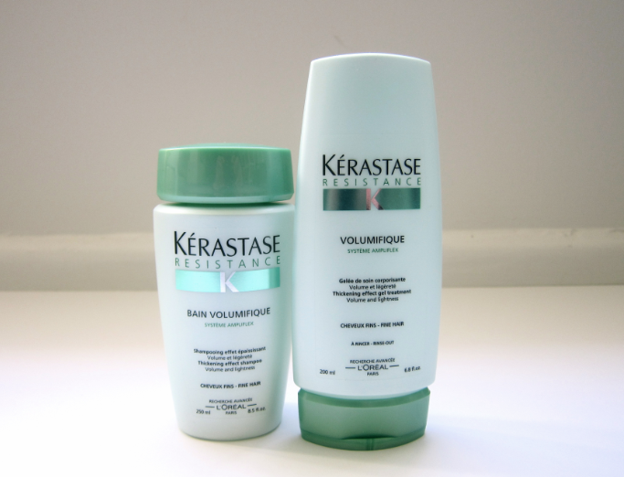 Tried tested k rastase paris resistance volumifique for Kerastase bain miroir conditioner