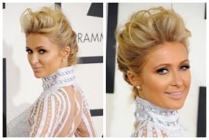 Paris Hilton Grammys 2014 -Ghadeer El-Khub for Couturing