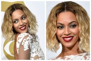 Beyonce Grammys 2014 Ghadeer El-Khub for Couturing