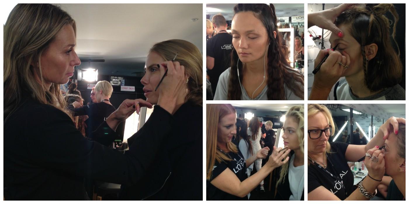 Makeup at Frankie 1