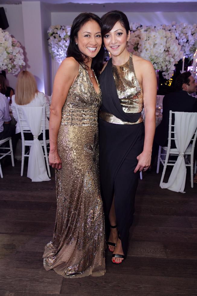 Karen Tran & Wendy El-Khoury