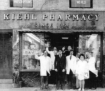 kiehls pharmacy