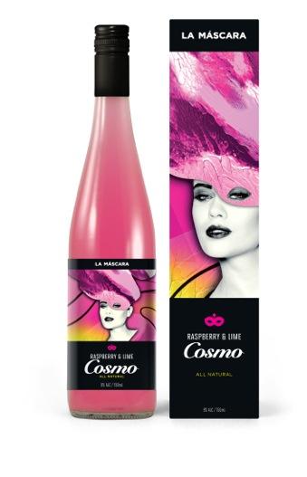 La Máscara_Cosmo Bottle&Box_FA01