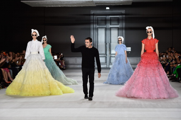 Giambattista Valli : Runway - Paris Fashion Week : Haute-Couture Fall/Winter 2014-2015