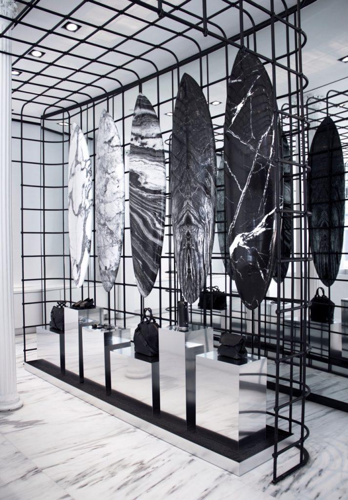 Alexander Wang Cage Installation 1