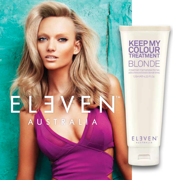 Keep Blonder For Longer With Eleven Australia Couturing Com