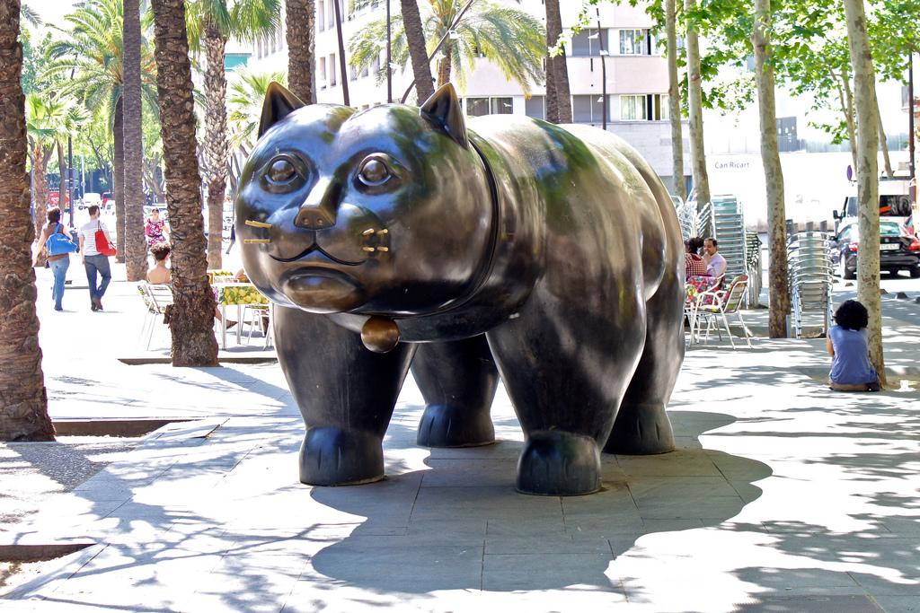El Raval Cat