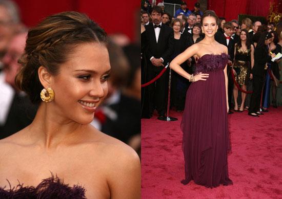 Oscars-Red-Carpet-Jessica-Alba