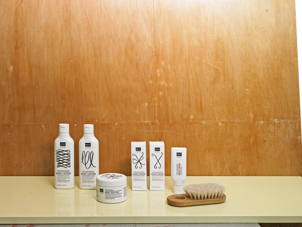 ecostore Skin Care Range lifestyle image