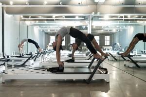 Pilates in Studio 3