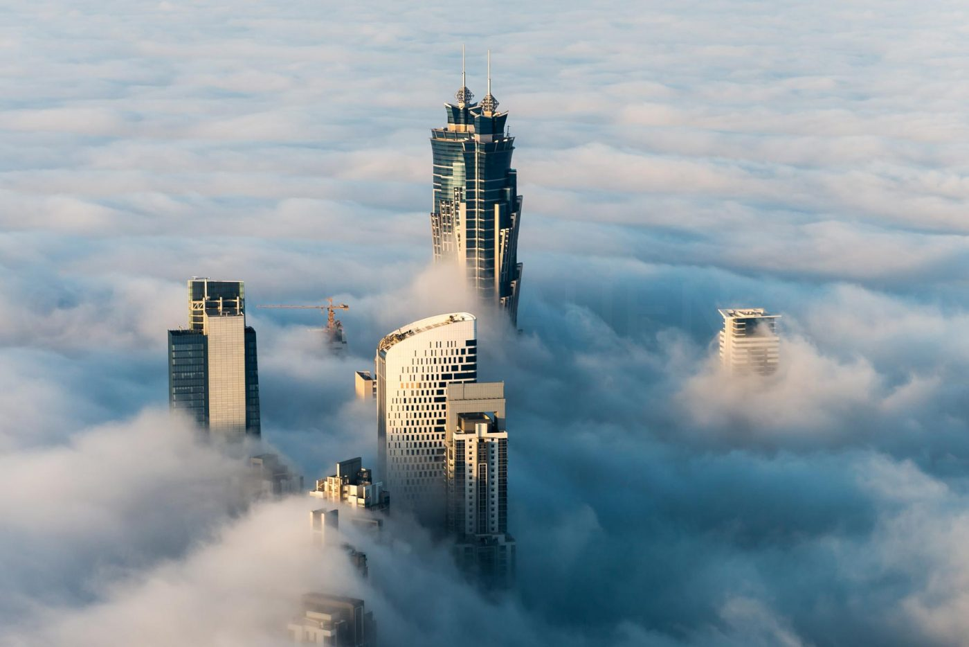 Why you need to stay in the tallest hotel in the world for Tallest hotel in the world