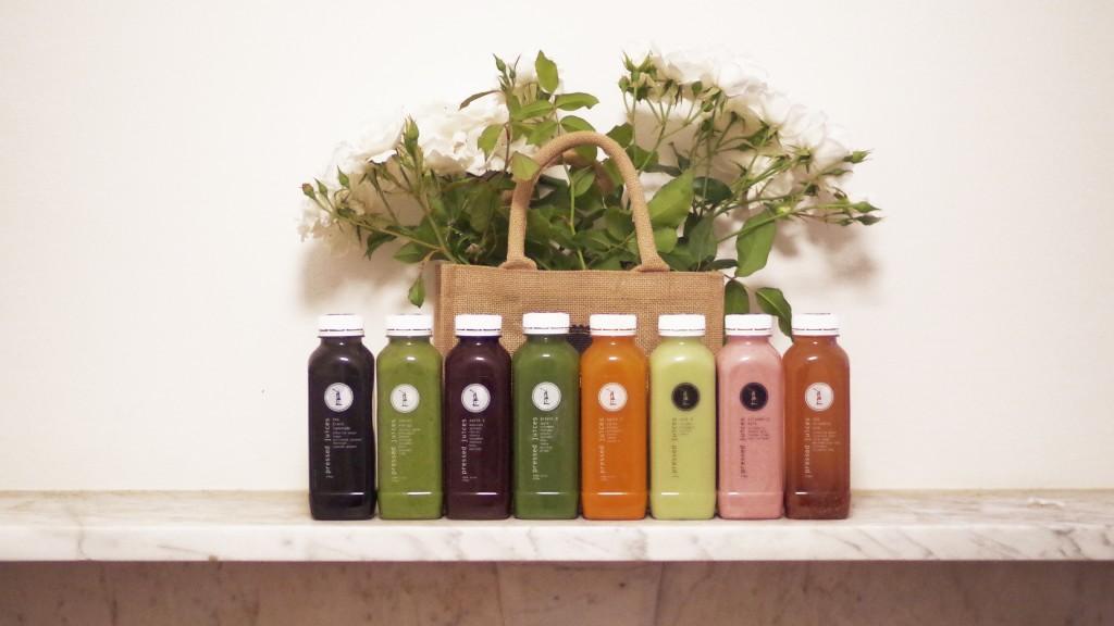 pressed juices cleanse