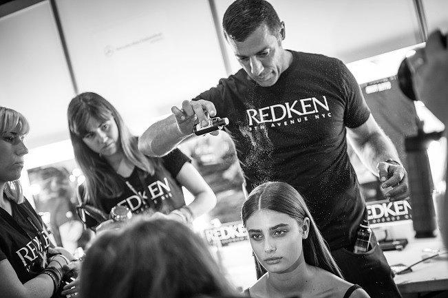 Jon Pulitano, Redken Hair Director. Source: Redken