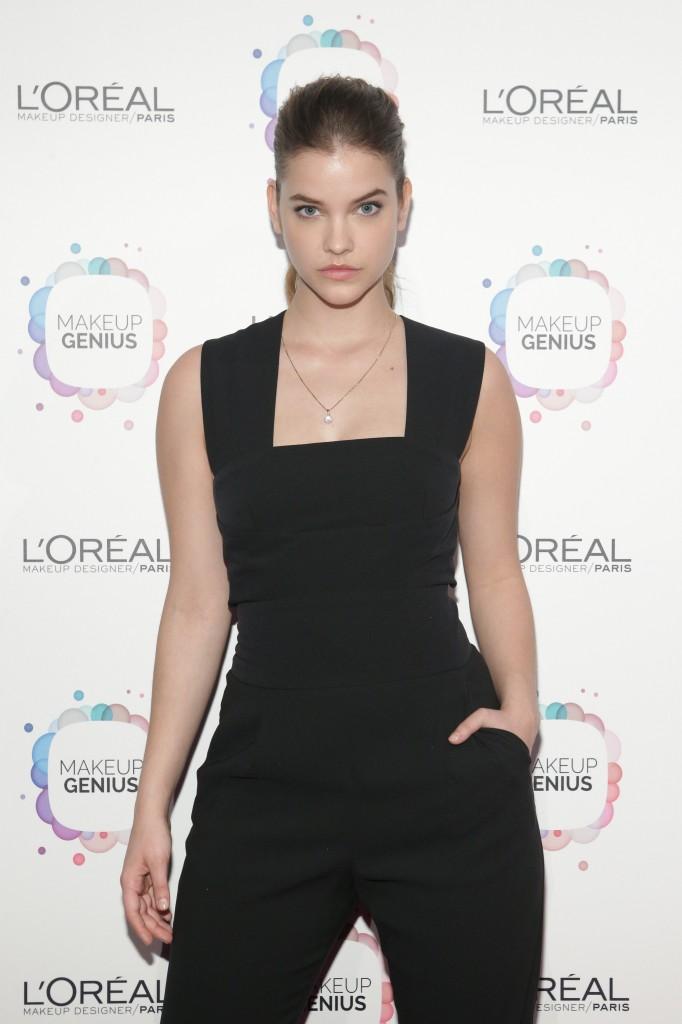 L'Oreal Ambassador, Supermodel Barbara Palvin  Image: Lucas Dawson