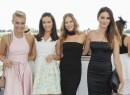 Elyse Knowles, Laurina Fleure, Kirsten Clemens, Cassie Hancock