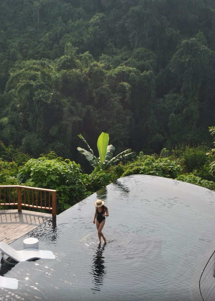 where to stay in bali hanging gardens of ubud