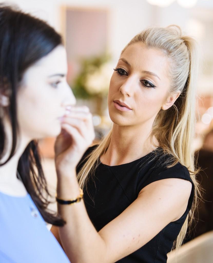 Lara Srokowski_Lancome National Makeup Director