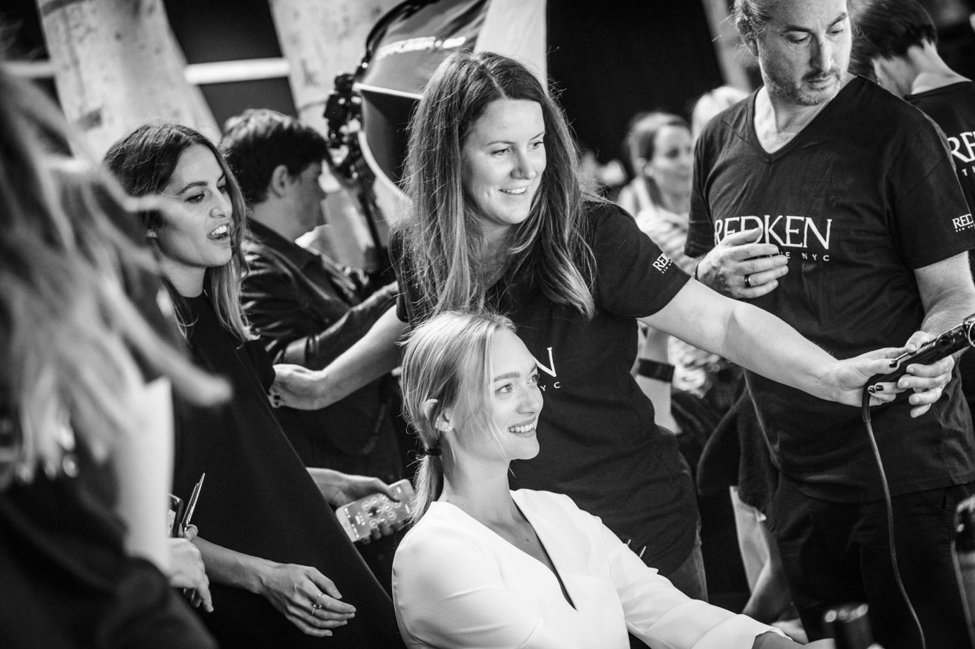 REDKEN MBFWA 2015 ELLERY Hair by Michele McQuillan Backstage-1