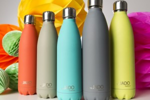 Jado+stainless+steel+drink+bottle
