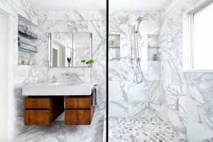 Stunning-Grey-Marble-home-interior-design-Contemporary-Bathroom-Austin