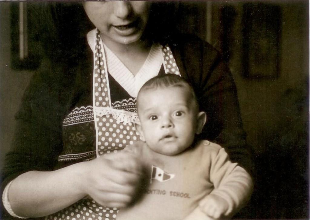 Mamma Carla and Valerio