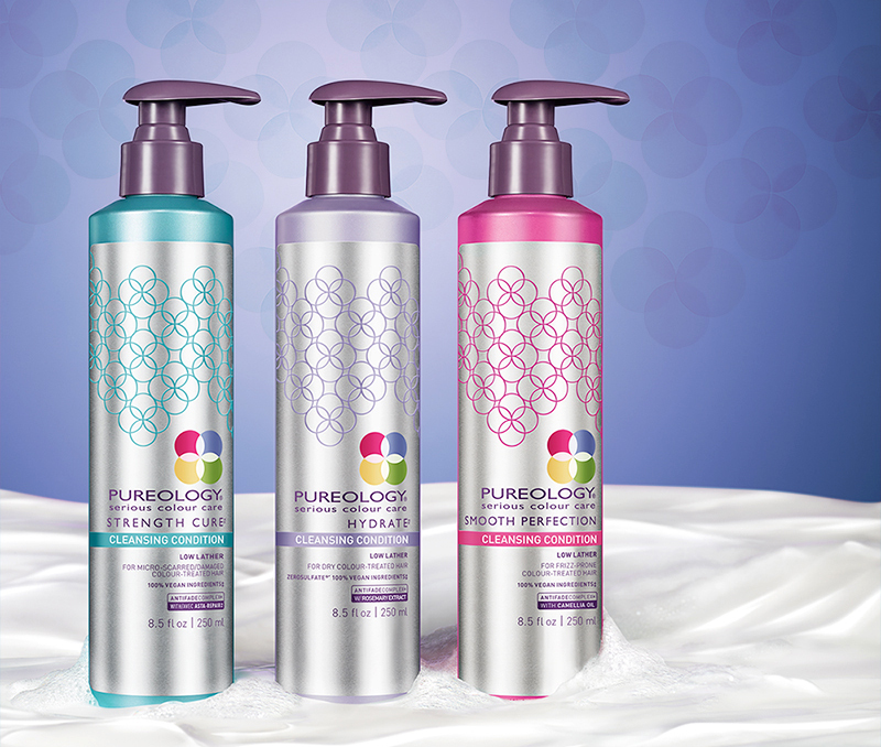 PUREOLOGY Cleansing Condition group lr