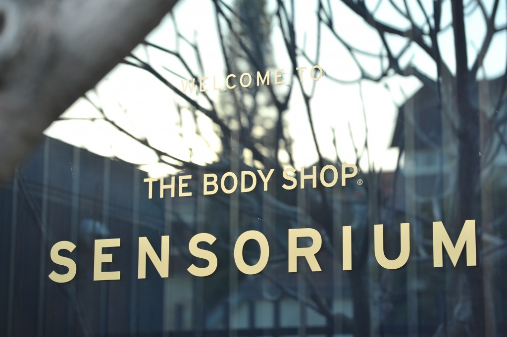 atmosphere - THE BODY SHOP SENSORIUM(0012)