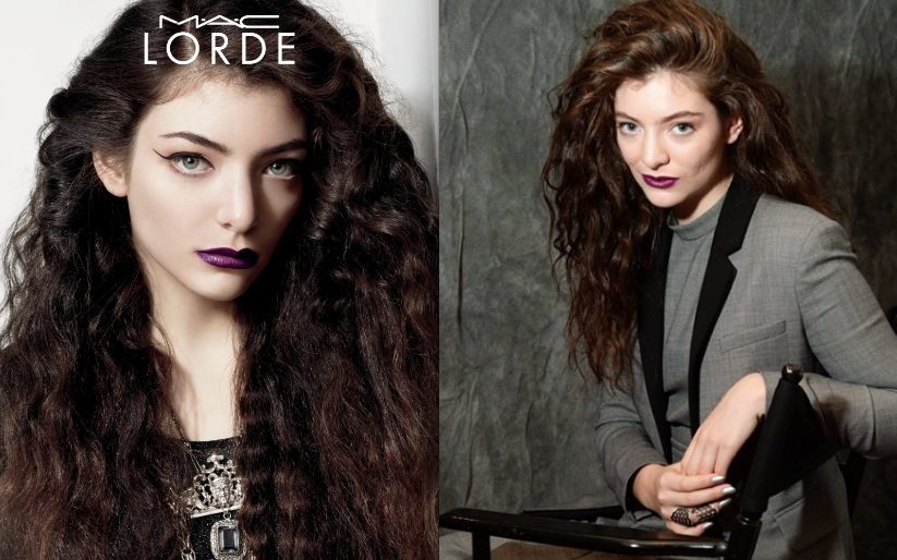 lorde couturing
