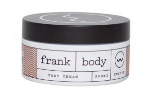 frank body_Body Cream