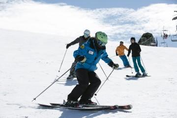 private ski school 52 Pic Charlie Brown