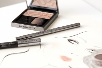Burberry Make-up Tutorial_ How to create the Autumn_Winter 2015 Make-up look