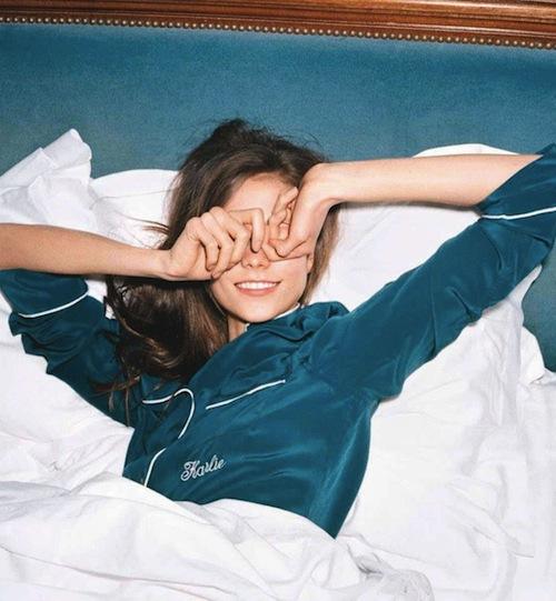 Karlie Kloss Vogue UK An American In Paris