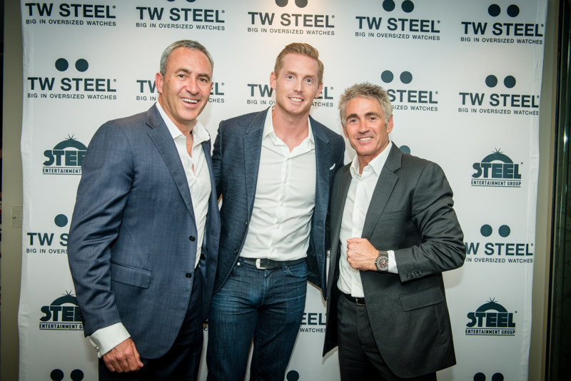 TW Steel Mick Doohan timepiece launch