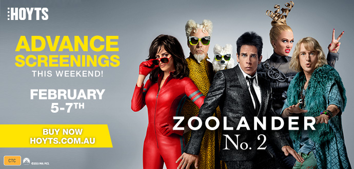 win tickets to the advanced screenings of zoolander 2 at