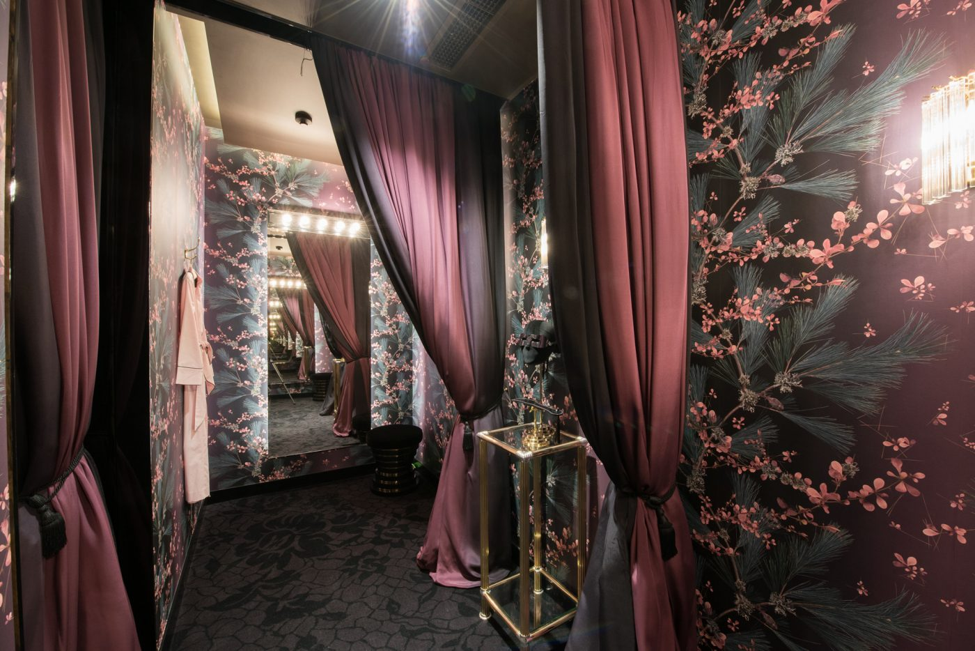 Agent Provocateur Fitting Room