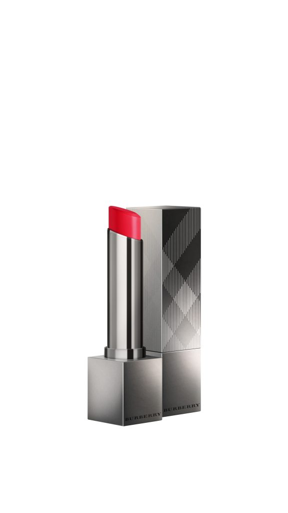 Burberry Kisses Sheer_military_red_no305