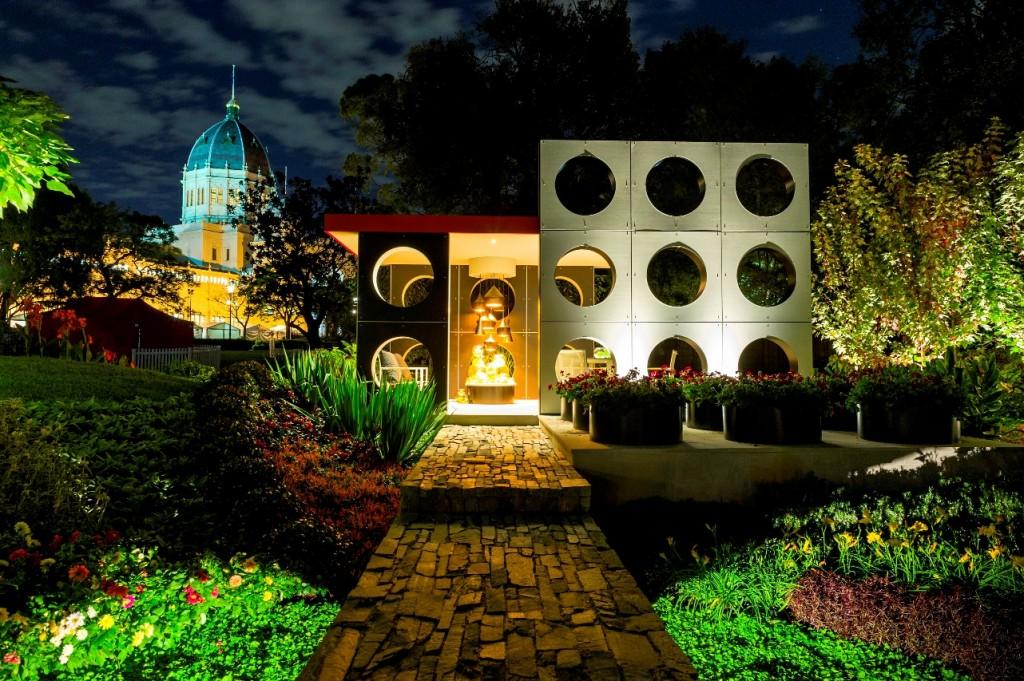 Images by Jason Edwards Photography courtesy of Gardens at Night 20 - hi...