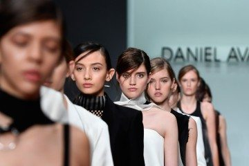Daniel Avakian - Runway - Mercedes-Benz Fashion Week Australia 2016