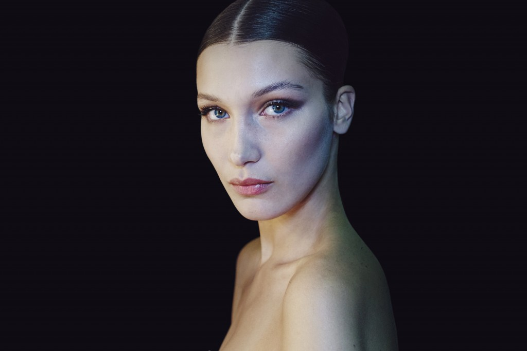 Bella Hadid Beauty Look