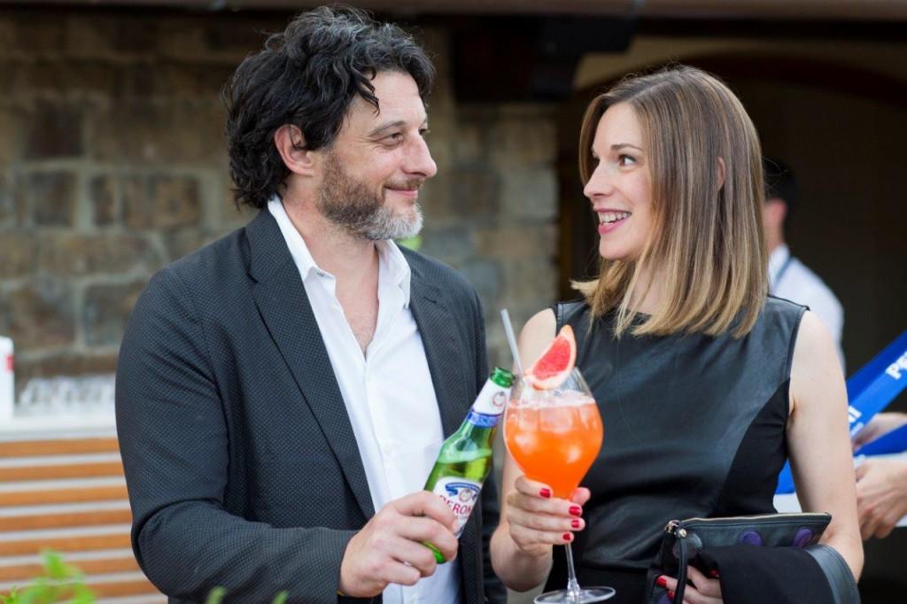 Davide Giusto & Ruth Borgebello