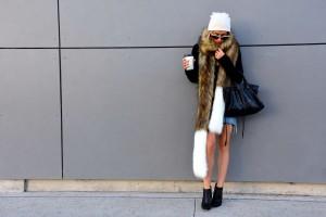India - IDA Faux Fur
